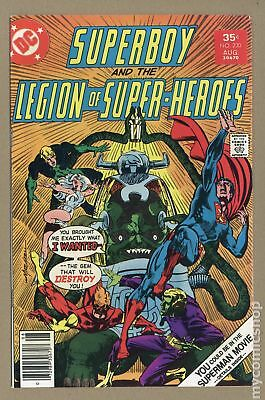 Superboy (1st Series DC) Mark Jewelers #230MJ 1977 FN+ 6.5