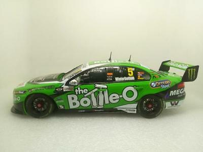 2017 Ford FGX Falcon The Bottle-O Racing #5 Mark Winterbottom   1:18 Apex