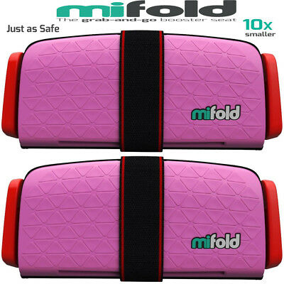 Mifold 2 Pack MF01 US PNK Grab And Go Car Booster