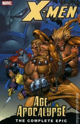 X-Men Age of Apocalypse TPB (Marvel) The Complete Epic #1-1ST 2005 FN
