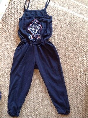 Bnwt Girls Jumpsuit / All In One From Next Age 4