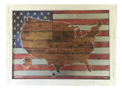 United States Framed Artwork