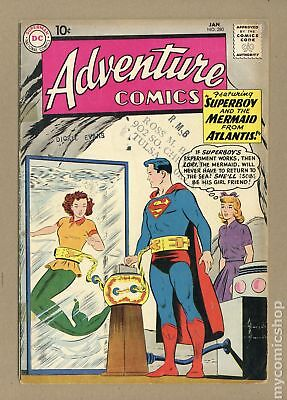 Adventure Comics (1st Series) #280 1961 VG- 3.5