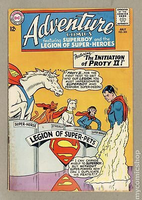 Adventure Comics (1st Series) #322 1964 VG 4.0