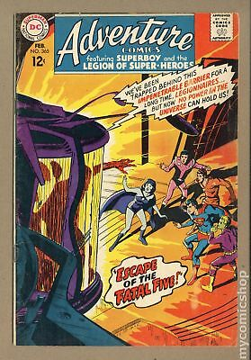 Adventure Comics (1st Series) #365 1968 VG 4.0 Low Grade