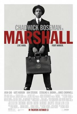 MARSHALL great original 27x40 D/S movie poster (st001-31)