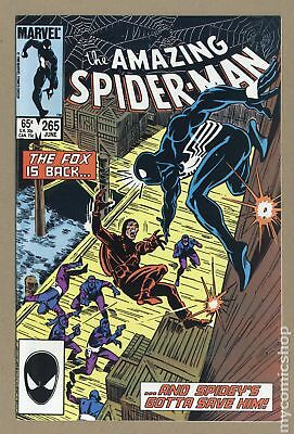 Amazing Spider-Man (1st Series) #265A 1985 1st Printing VF- 7.5