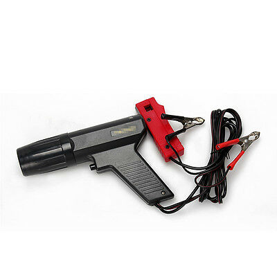 Car Motorcycle Ignition Test Engine Timing Gun Light Hand Diagnostic Repair Tool