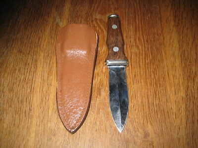 """Messer A.G. Russell """"Sting"""" Othello Boot Knife vintage 1977"""