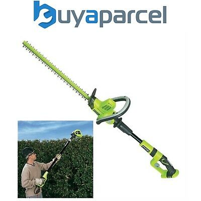 Ryobi One+ OHT1850X 18v One Plus Long Positionable Reach Hedge Cutter Bare Unit