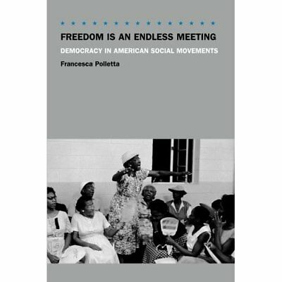 Freedom is an Endless Meeting: Democracy in American So - Paperback NEW Polletta