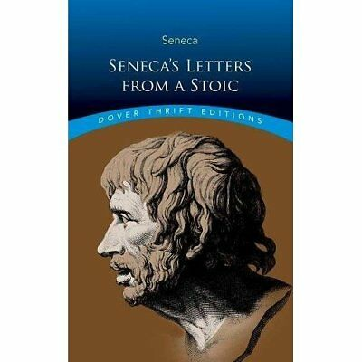 Seneca's Letters from a Stoic (Dover Thrift Editions) - Paperback NEW Lucius Sen