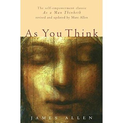 As You Think - Paperback NEW Allen, James 1987-12-01
