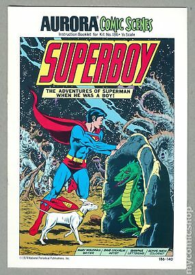 Aurora Comic Scenes Superboy #186 1974 NM 9.4