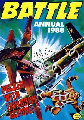 Battle Picture Weekly Annual HC Battle Action Force/Battle Annual #1988 1987 VF