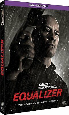 DVD *** THE EQUALIZER *** avec Denzel Washington  ( neuf emballé )