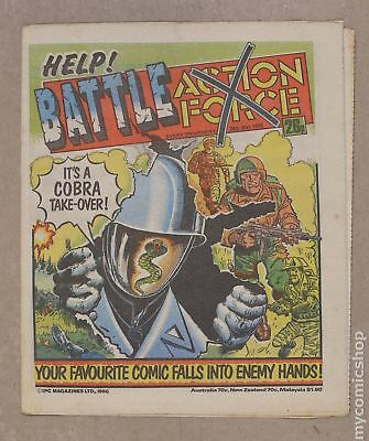 Battle Picture Weekly (UK) #860524 1986 FN 6.0