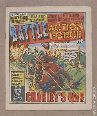 Battle Picture Weekly (UK) #860614 1986 FN/VF 7.0