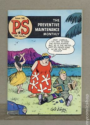 PS The Preventive Maintenance Monthly #108 1961 FN 6.0