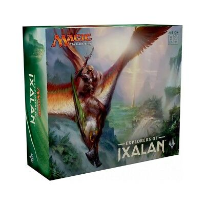 Magic the Gathering - Explorers of Ixalan - Englisch - MTG - NEU/OVP