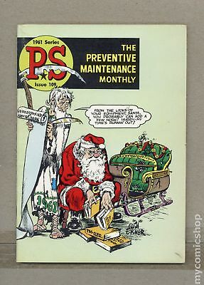 PS The Preventive Maintenance Monthly #109 1962 FN- 5.5