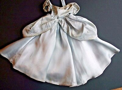 "Vintage Madame Alexander Doll Tagged Cinderella Gown Dress 1950 14"" Doll"