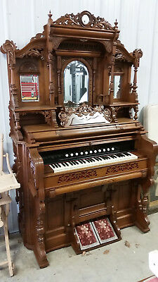 Restored-Packard Organ, Pre-1930 Reed / Pump, Fort Wayne, IN.