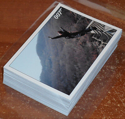 James Bond Archives 2015 ~ GOLDENEYE Insert Card Lot (48) no dupes