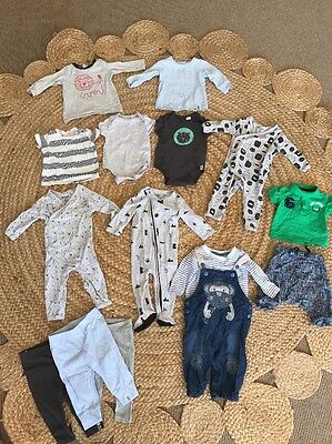 Boys Clothing Bundle Size 00 Cotton On Baby Seed Target Next