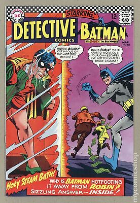 Detective Comics (1st Series) #361 1967 VG 4.0 Low Grade