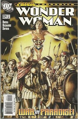 WONDER WOMAN (1987) #224 Back Issue (S)