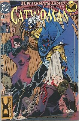CATWOMAN (1994) #12 Back Issue (S)