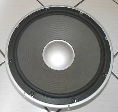 "2 Sansui Basslautsprecher 15"" W192  Top"
