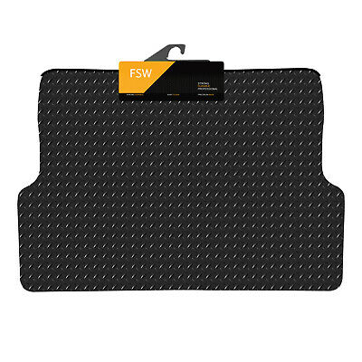 Landrover Discovery 2 Tailored 3MM Rubber Heavy Duty Car Boot Mat