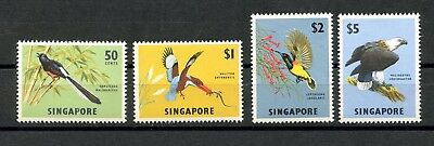 Singapore, Singapur, Sellos, Local Motives, Stamps Birds, Aves, 1962