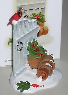 Winters Wonders - Marjolein Bastin Natures Sketchbook Hallmark Ornament 2009
