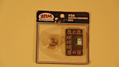 Atlas 56 HO/N-Scale Switch/Turnout Control Box For remote switch machine