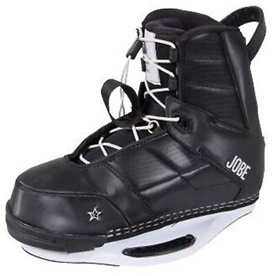 Jobe Clilck Mens Wakeboard Boots Bindings Pair Size 8-12
