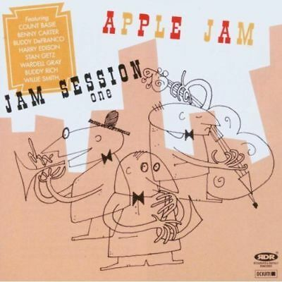 Jam Session Vol. 1: Apple Jam by Various Artists (CD, May-2003, Ocium Records