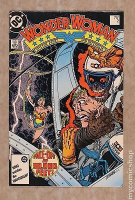 Wonder Woman (2nd Series) #2B 1987 No Month Variant FN/VF 7.0