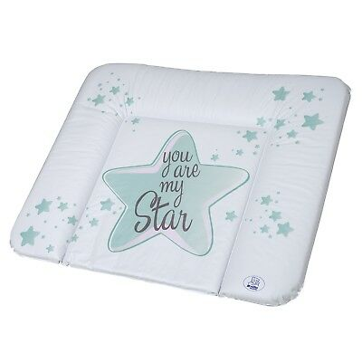 Rotho Wickelauflage 72x85 cm swedish green You are my Star NEU