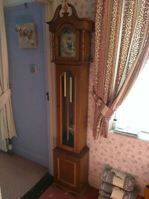 Grandfather Clock  Modern style suit smaller / new home