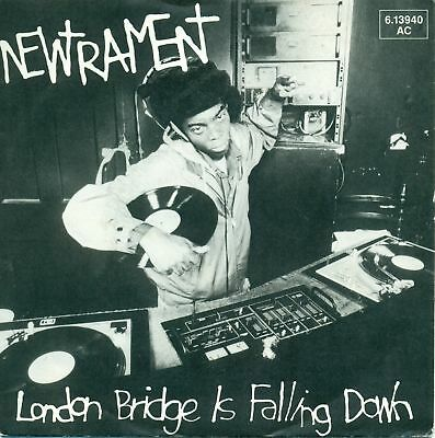 "NEWTRAMENT - London Bridge Is Falling Down - 7 "" s7172"