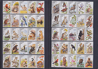 056186 Vögel Birds ... USA Stamps Briefmarken ** MNH