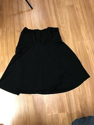 Women's OLD NAVY black Maternity skirt Size large for any occasion (15)