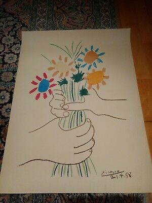 picasso lithographie Pic30 /71