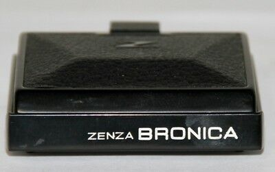 Bronica ETR, ETRS, ETRSi Waist Level Finder E VERY NICE Condition