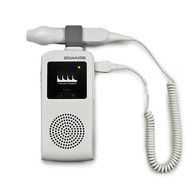 Edan SD3 VASCULAR DOPPLER  4mhz probe  lower noise new generation of Sonotrax