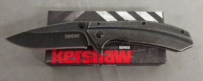 Kershaw Knife 1306Bw 1306 Filter Assisted Folder Black-Wash New In Box!