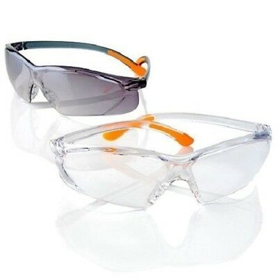 Viatek Clear and Tinted Safety Glasses 2-pack-NEW